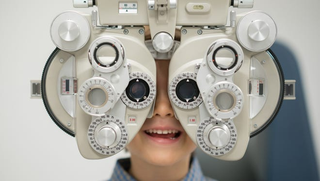 Eye exams are important.