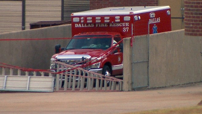 Dallas Fire-Rescue ambulance No. 37, which transported a man later determined to be infected with Ebola, is now under quarantine.