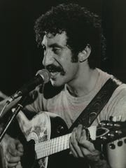 """Jim Croce performs his chart-climbing hit, """"Bad Bad Leroy Brown,"""" on ABC's """"In Concert"""" in August 1973."""