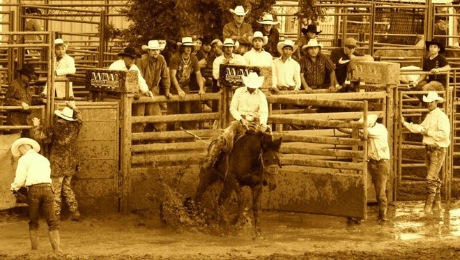 The Smokey Bear Stampede and Mescalero Apache Ceremonial and Rodeo begin today and run through Monday.