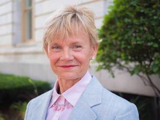 Retired Chittenden County Probate Court Judge Susan
