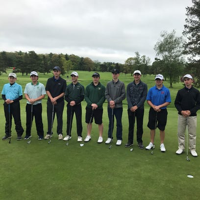 Vestal, Lansing seniors head Sect. 4 into state golf
