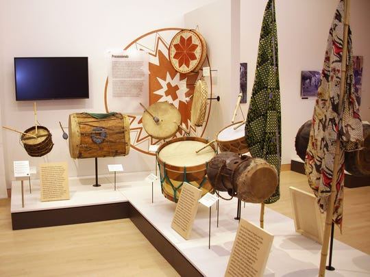 Make a reservation for the Musical Instrument Museum's Family Drumming workshops. Spots fill quickly.