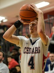 Lebanon senior Logan Blouch will be relied upon for