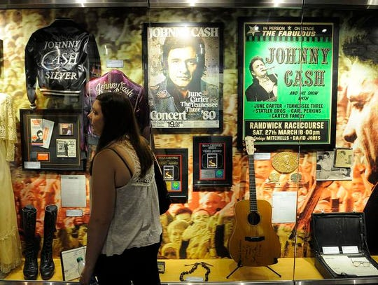 Johnny Cash Museum celebrated its Grand Opening with a day full of contest, prizes and limited time offers to fans and patrons on Thursday, May 30, 2014.
