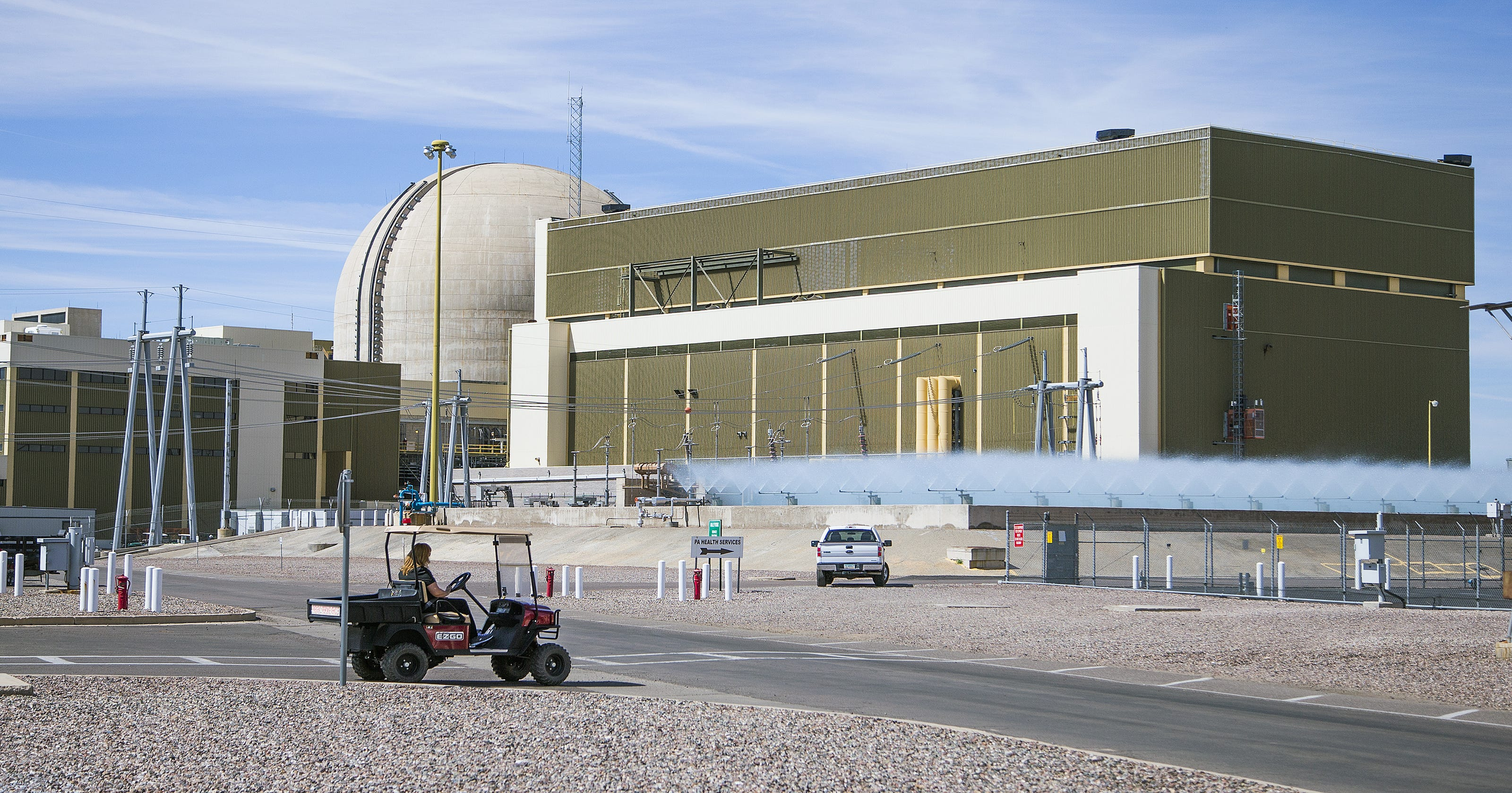 Arizona Clean Energy Ballot Measure Could Close Palo Verde Nuclear Plant Having Fed And Operated The Fitting Or Appliance Electricity Passes