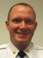 Waupun Police Chief Scott Louden