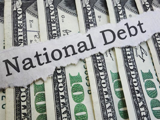 National Debt headline