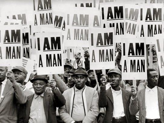 """Memphis producer Ben Nearn is planning """"I Am a Man,"""""""