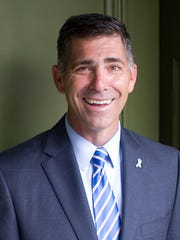 Ulster County Executive Mike Hein
