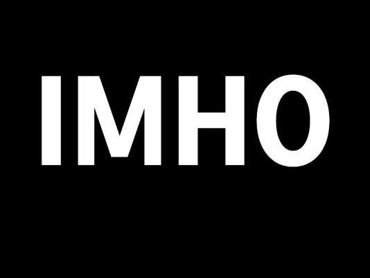 What does IMHO mean? The internet is seriously fighting over