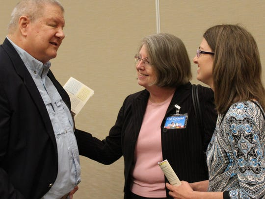A.C. Greene Award winner Jeff Guinn talks with Lori