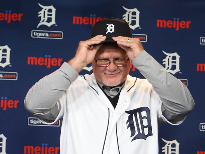 "The Detroit Tigers are tweaking the Old English ""D"""