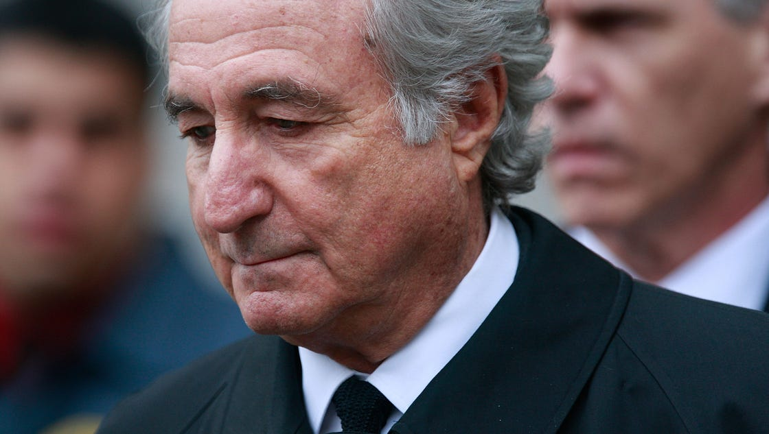 bernard madoff Ponzi scheme mastermind bernard madoff 's sole surviving son has died of cancer andrew madoff died wednesday of mantle cell lymphoma at the sloan kettering center in new york, according to attorney martin flumenbaum he was 48 bernard madoff is serving a 150-year sentence at a federal prison in.