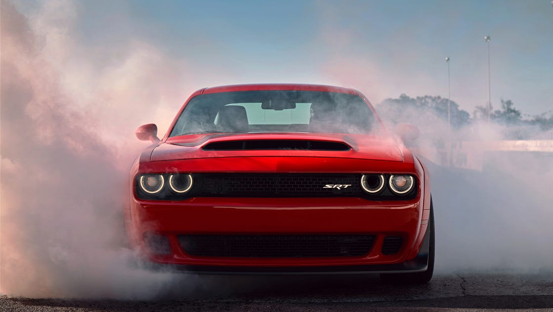 Dodge Demon's wild specs are ridiculous yet awesome