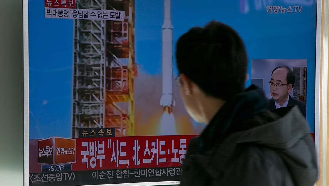 North Korea suspends talks with South over US military drills, threatens to ...