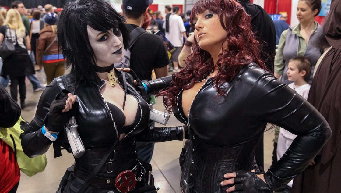 Motor city comic con top 10 must see photos vids more for Motor city comic con