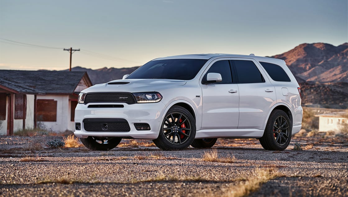 dodge claims 2018 durango srt will be the 39 most powerful. Black Bedroom Furniture Sets. Home Design Ideas