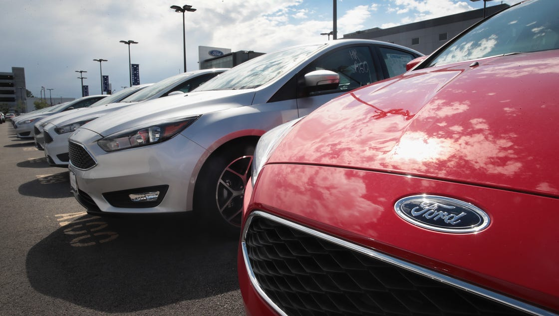 Study: new cars unaffordable for most Americans