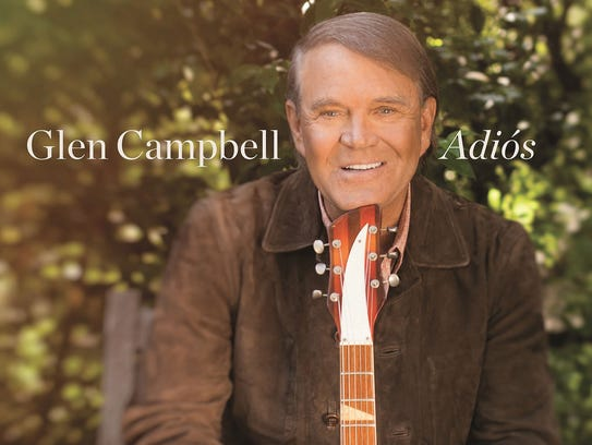 """Adios"" by Glen Campbell."