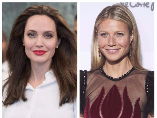 Angelina Jolie and Gwyneth Paltrow say they were harassed