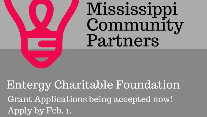 Entergy Charitable Foundation awards $80,500 in grants to Mississippi nonprofits.