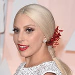 Lady Gaga attends the 87th annual Academy Awards on Feb. 22, 2015 in Hollywood, Calif.