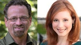 Assemblyman Harry Bronson and former WROC-TV reporter Rachel Barnhart face off in a Sept. 13 Democratic primary.