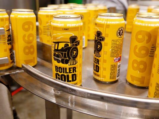 LAF bangert col purdue beer