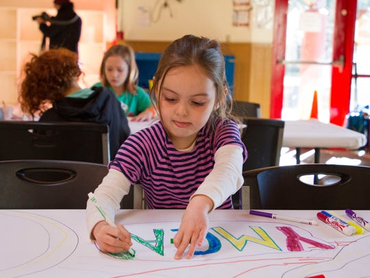 The YMCA of WNC provides after-school programs for