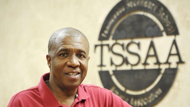 TSSAA executive director Bernard Childress in 2015.