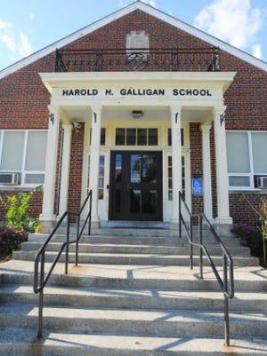 Galligan Elementary School in Taunton.