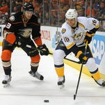 Predators' Cody Bass not 'one-dimensional' on fourth line