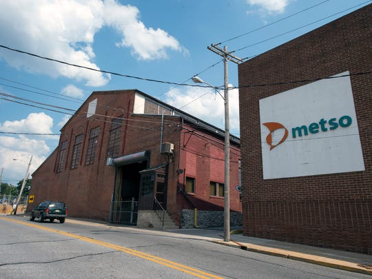 Metso Corp. announced in August it plans to close its facility at  240 Arch Street in York by the end of March 2016 and lay off 80 workers there.