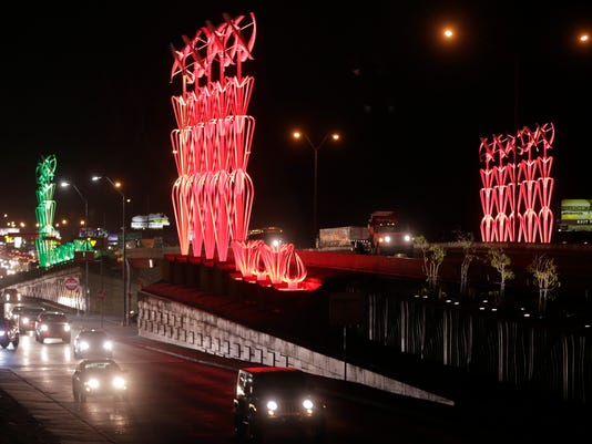 Airway lights