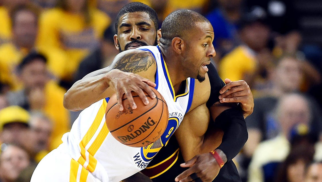 Steve Kerr on Andre Iguodala: 'He'll be out there' for Game 7