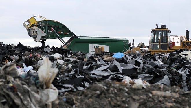 The fees are increasing at the Smiths Creek Landfill for residential waste by $6 a ton.