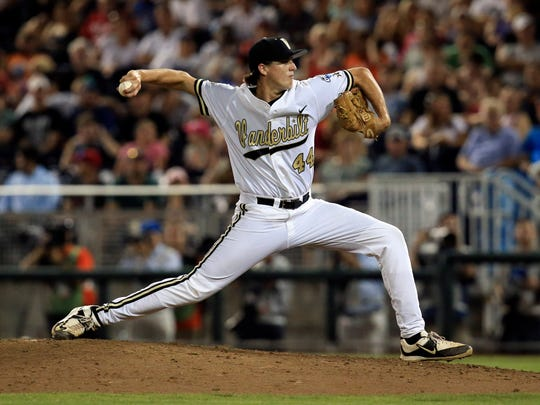 Could the Diamondbacks draft Vanderbilt Commodores
