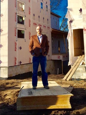 New property owner TTF Investments has hired Jason Lenard of Superior Development LLC to develop and build the cottages at Trinity Station.