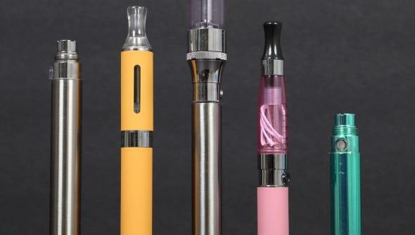 Electronic cigarettes.