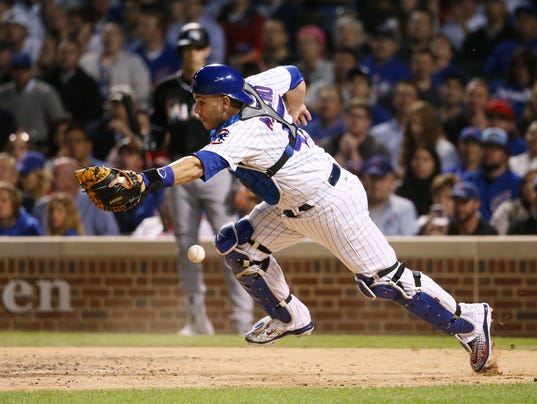 'Time for me to move on:' Cubs cut ties with Miguel Montero after critical comments