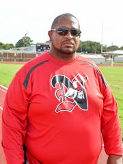 John Simmons, a former Northside assistant coach, is