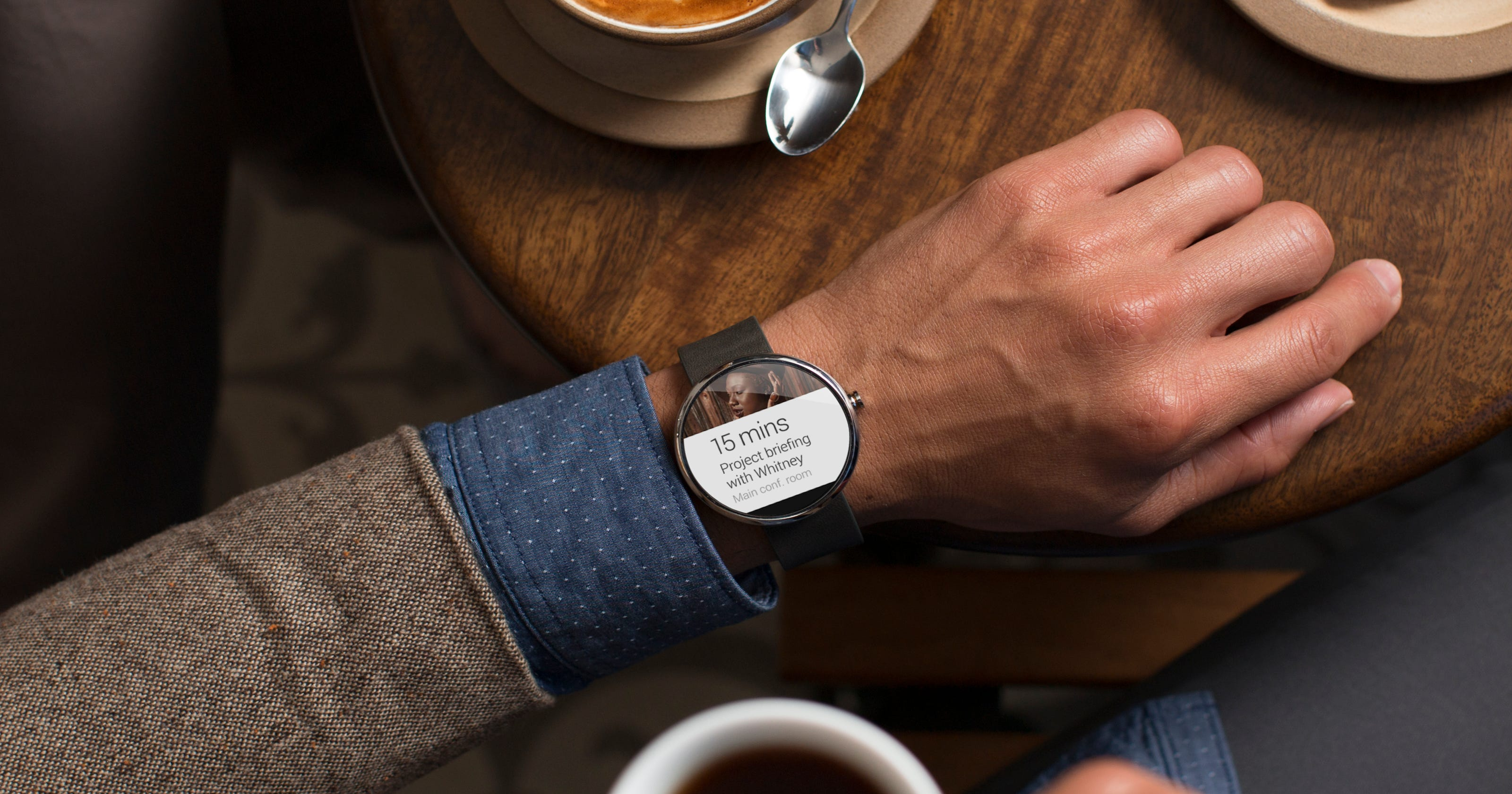Google sees bright future in wearable devices