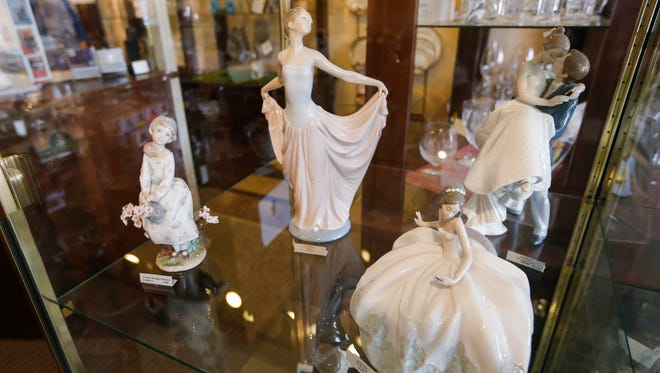A look inside Gamble's Gifts in the Brentwood Shopping Center, which will be closing soon.