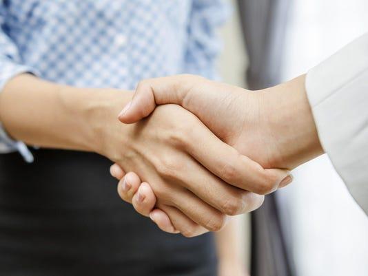 networking, handshake