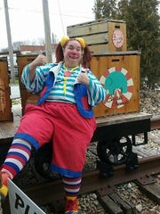 Skeeter, the advance clown for the Culpepper & Merriweather Circus, will be in Oconto on Monday, Aug. 6 to present a fun and educational program that covers history, math, Spanish and American Sign Language. The programs are at 10 a.m. at Farnsworth Public Library and 2 p.m. at Oconto City Hall.