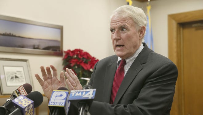 Mayor Tom Barrett: Non-compete contracts might be stifling business.