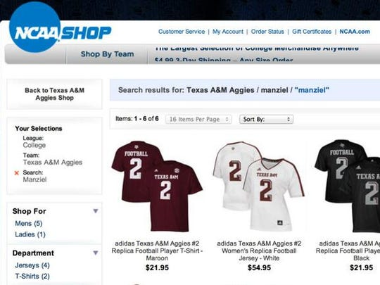 aa18a1764 NCAA will cease role in sales of athlete memorabilia