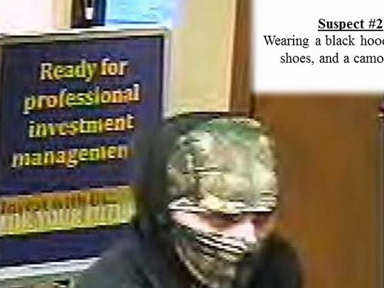 This is one of the suspects in the robbery of the Richland
