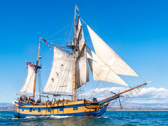 Hawaiian Chieftain photographed by Rick Horn.